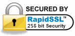 CHSSP Rapid SSL Secure Site Seal